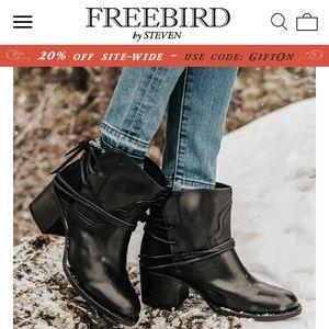 Freebird Boots